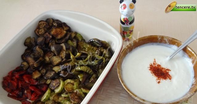 Fırında Sebze Kızartması tarifi
