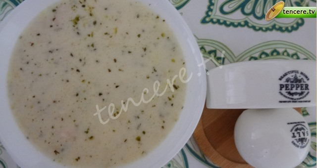 Yoğurtlu Kesme Çorbası tarifi