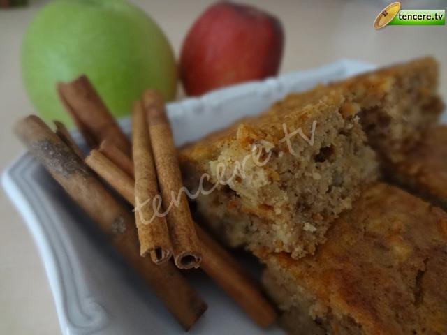 Elmalı Havuçlu Kek tarifi