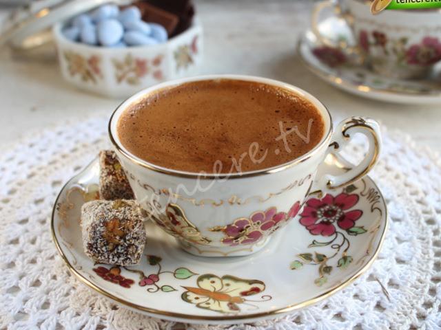 Türk Kahvesi Pişirmenin Püf Noktaları tarifi
