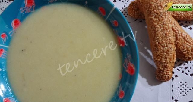 Bezelyeli Patates Çorbası tarifi