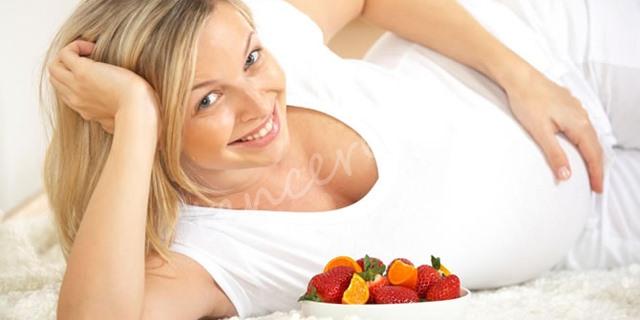 Hamileler için dengeli beslenme kuralları tarifi
