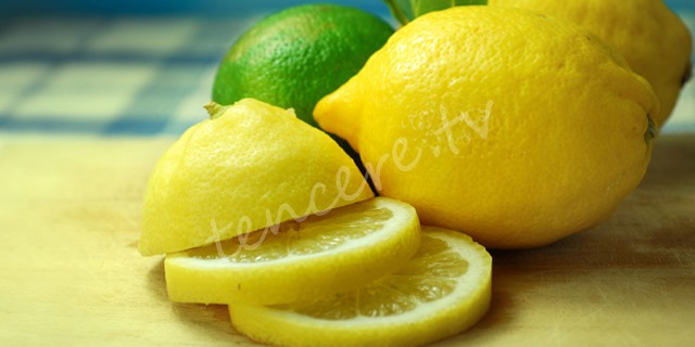 Soğuk algınlığına limonlu önlem tarifi