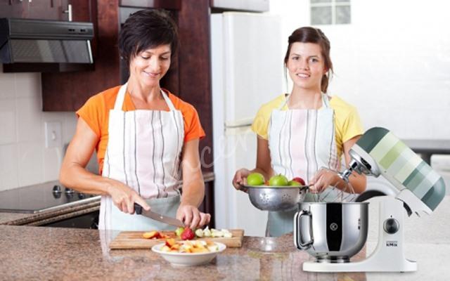 Kenwood ile kendi mutfağınızın şefi olun tarifi