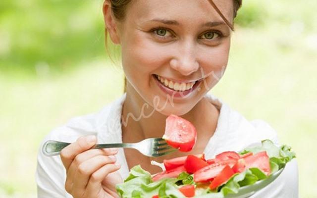 Sağlıklı beslenme için önerilen yiyecekler tarifi