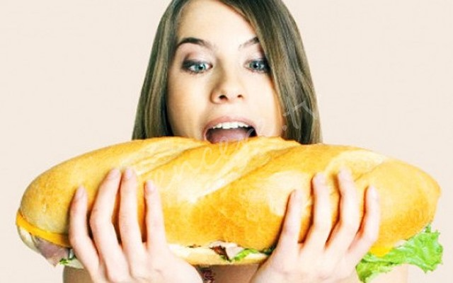 Kadınların sık sık tüketmesi gereken besinler tarifi