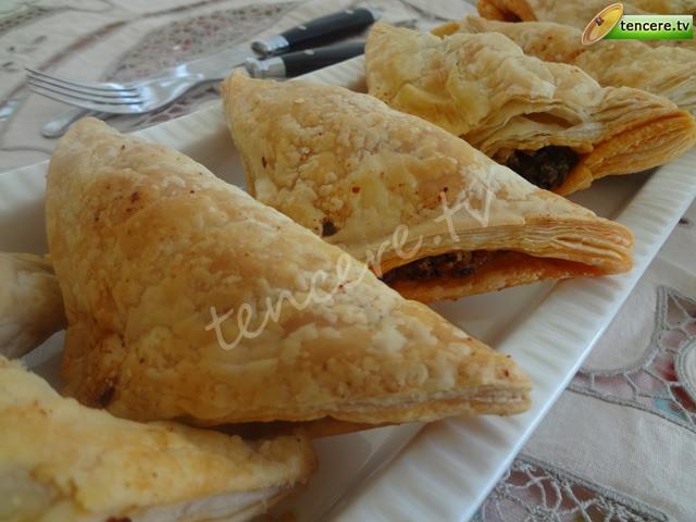 Ispanaklı Milföy Böreği tarifi
