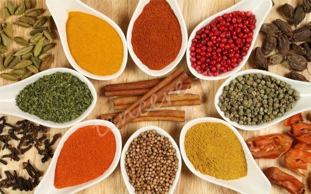 Sağlığa yararlı 4 baharat tarifi