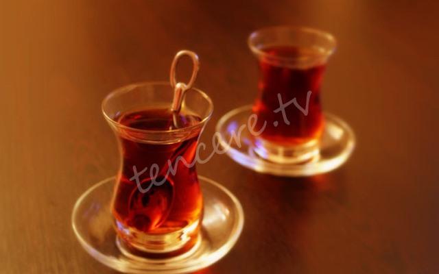 Siyah çayın faydaları nelerdir? tarifi