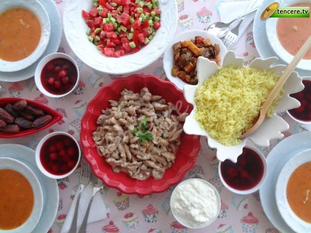 Ramazanın İlk İftarı tarifi