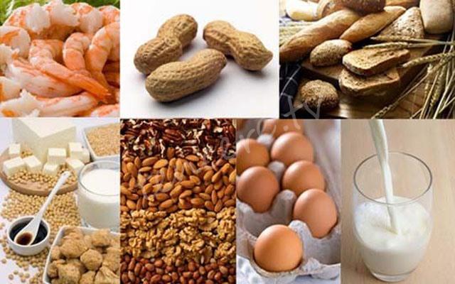 Alerjiyi tetikleyen gıdalar tarifi
