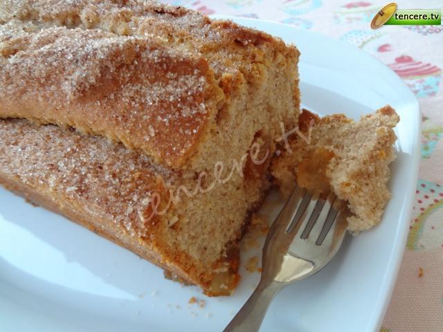 Tarçınlı Lokumlu Kek tarifi