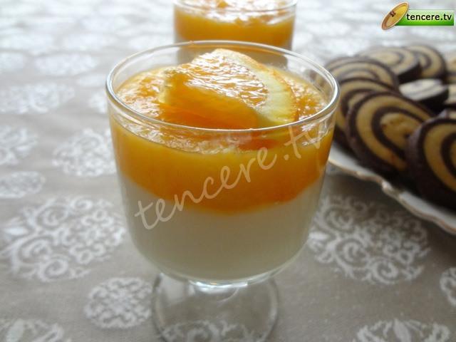 Portakallı Kayısı Rüyası tarifi
