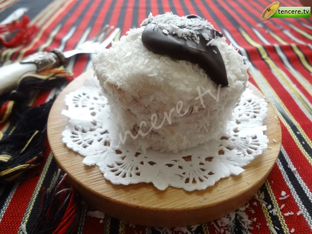 Kolay Kartopu Pastası tarifi
