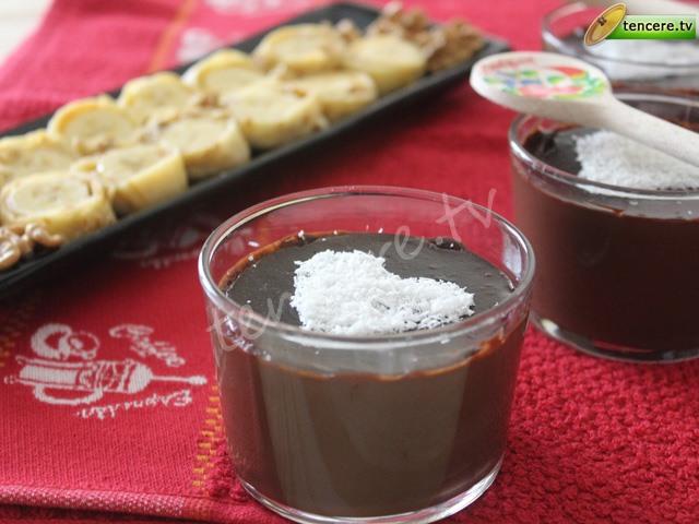 Çikolatalı Anne Pudingi tarifi