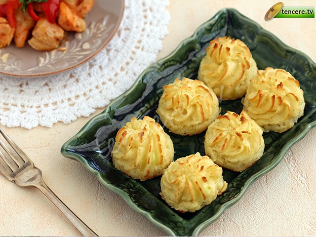 Düşes Patates (prenses patates) tarifi