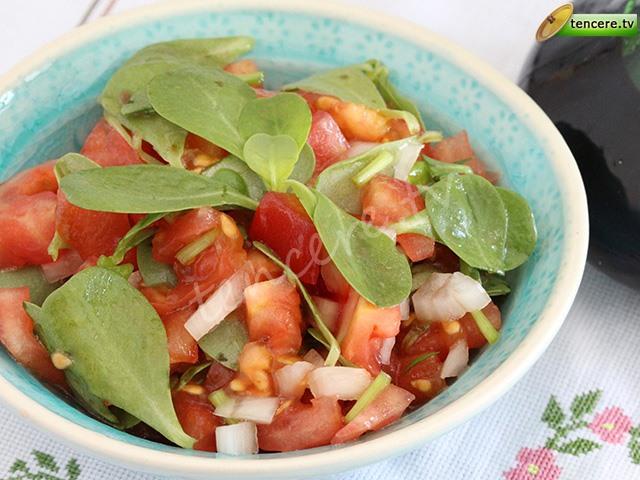 Pirpirim (semizotu) Salatası tarifi