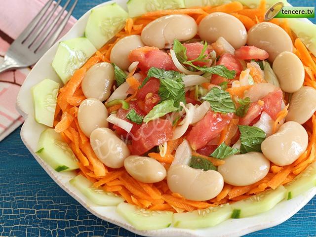Piyazlı Salata tarifi