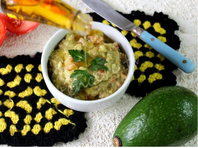 Guacamole Sos tarifi